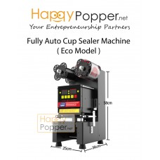 Fully Auto Cup Sealer Machine Eco Model