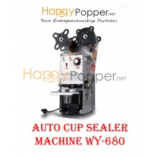 Cup Sealer Machine WY-680 ( Auto )