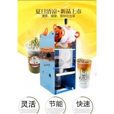 Cup Sealer Machine WY-802D  (Manual)