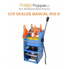 Cup Sealer Machine WY-802D  (Manual)