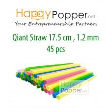 Qiant Straw 17.5 cm 45 pcs