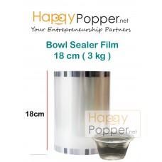 Bowl Sealer Film 18 cm ( 3 kg )