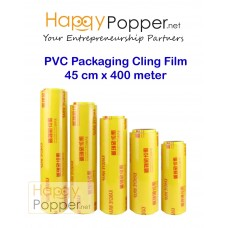 Film Wrapping Roll 45cm x 400 meter