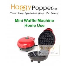 Mini Waffle Machine 350w ( Home Use )