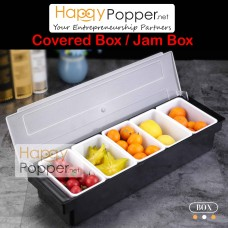 Covered Box / Waffle Jam Box