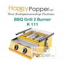 BBQ Grill Gas 2 Burner K - 111