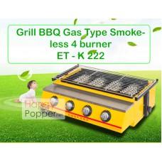 BBQ Grill 4 Burner