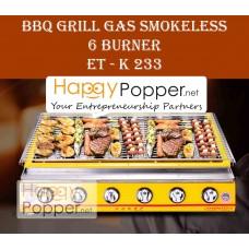 BBQ Grill 6 Burner