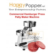Commercial Hamburger Press Patty Maker Machine