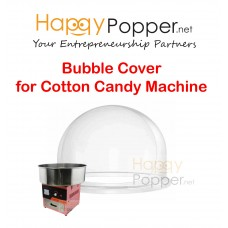 Bubble Cover for Cotton Candy Machine
