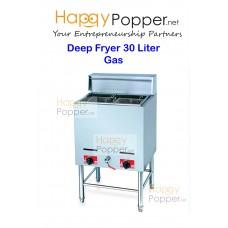Deep Fryer 30 Liter Gas