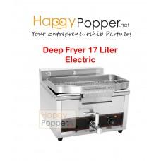 Deep Fryer 17 Lilter 1 Basket ( Electric )