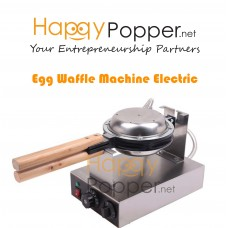 Egg Waffle Machine Single ( Electric )
