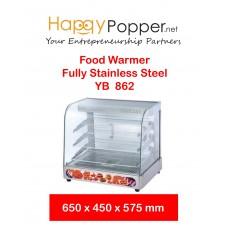 Food Warmer Display Showcase Stainless Steel 862s