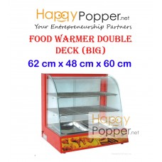 Food Warmer Double Deck ( Big )