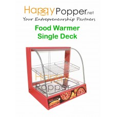 Food Warmer Single Deck ( Big )