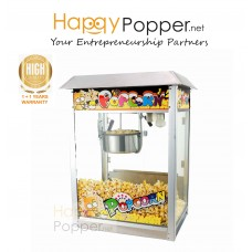Popcorn Machine S/S 828 8oz  ( Electric - Gold Level )