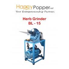 Grinder Model - 15 ( Herb - Industry Level )