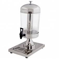 Stainless Steel Juice Dispenser (Single)