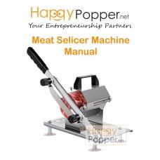 Meat Slicer Machine Manual