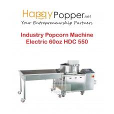 Industry Popcorn Machine Electric 60 oz
