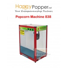 Popcorn Machine  8oz 838