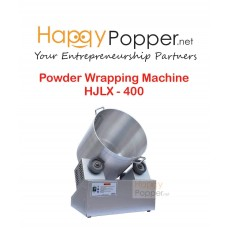 Popcorn Powder Wrapping Machine