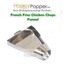 French Fries Chicken Chops Funnel