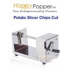 Potato Slicer Chips Cut