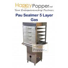 Pau Steamer 5 Layer Gas