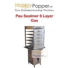 Pau Steamer 6 Layer Gas