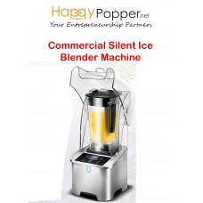 Silent Ice Blender Machine