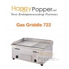 Gas Grieddle 722