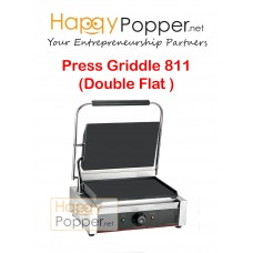 Press Griddle Sanwich Grill 811 ( Double Flat )