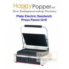 Press Griddle Sanwich Grill 811