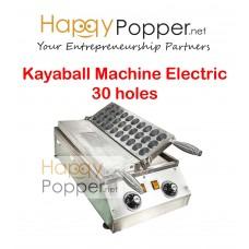 Kayaball Machine Electric 30 holes