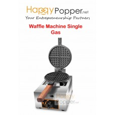 Waffle Machine Single ( Gas )
