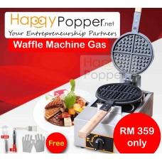 Waffle Machine Gas