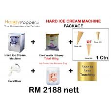Hard Ice Cream Machine Package