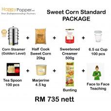 Sweet Corn Standard Package