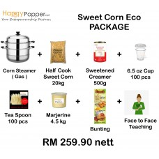 Sweet Corn Eco Package