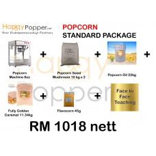 Popcorn Standard Package
