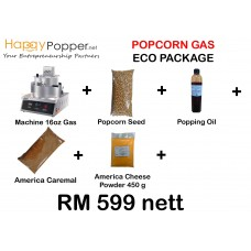 Popcorn Gas Eco Package