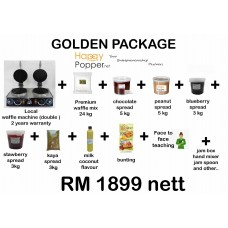 Waffle Golden Package