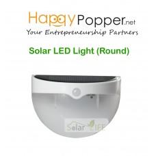 Solar LED Light (Round)