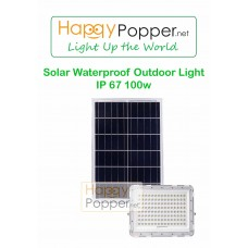 Solar Waterproof Outdoor Light IP67 100w