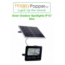 Solar Outdoor Spotlights 60w