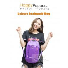 Leisure backpack Bag