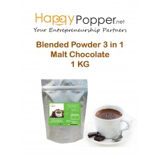 Blended Powder 3 in 1 Malt Chocolate 1 kg
