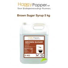 Brown Sugar Syrup 5kg